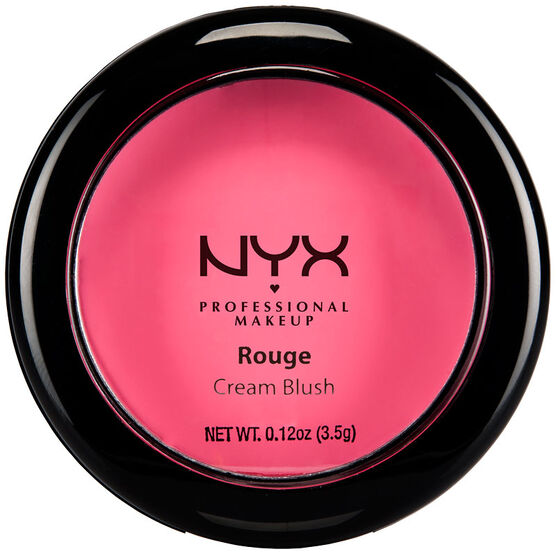 NYX Professional Makeup Rouge Cream Blush - Hot Pink