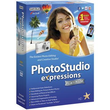 Individual PhotoStudio® Expressions™ Platinum 6