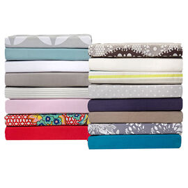 Martex Fitted Sheet - Twin - Assorted