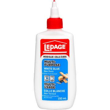 LePage Multi-Purpose White Glue - 150 mL