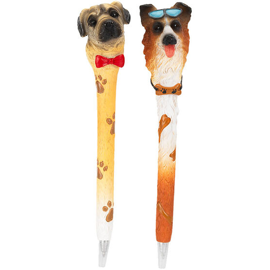 Hand Painted Dog Pen - Assorted