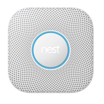 Nest Protect 2nd Generation (Battery) Smoke/Carbon Alarm with Wi-Fi -S3000BWEF