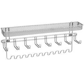 InterDesign Jewelry Organizer - Steel - 15 x 6.25 x 2.75in