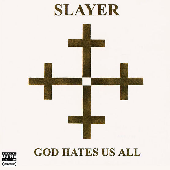 Slayer - God Hates Us All - Vinyl