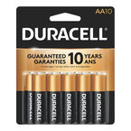 Duracell Alkaline AA Batteries - 10 pack