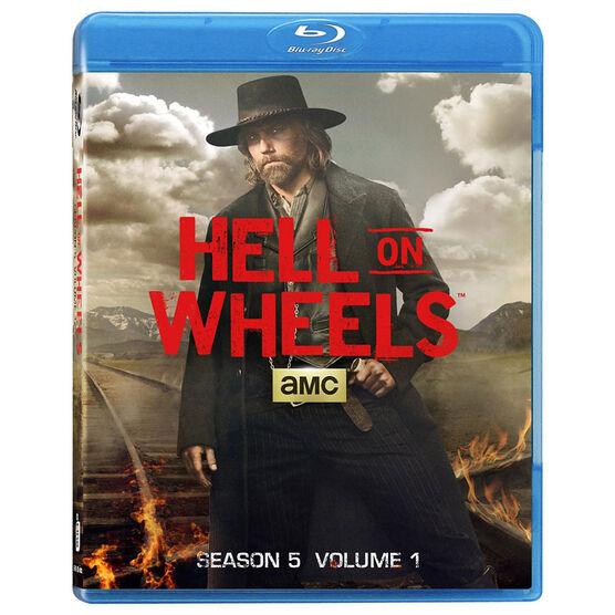Hell On Wheels: Season 5 Volume 1 - Blu-ray