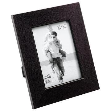 London Home Frame Veins - Black - 5x7in