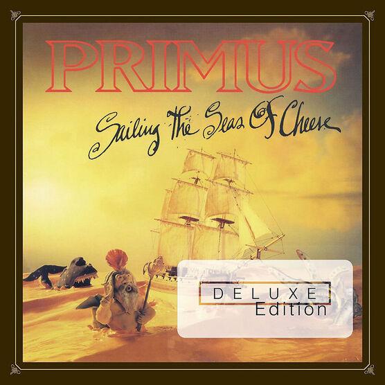 Primus - Sailing ohe Seas of Cheese - Vinyl
