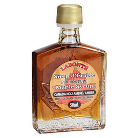 Labonte Amber Maple Syrup - 50ml