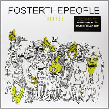 Foster the People - Torches - Vinyl