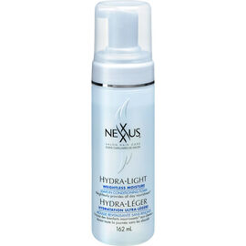 Nexxus Hydra Light Weightless Moisture Leave-In Conditioning Foam - 162ml