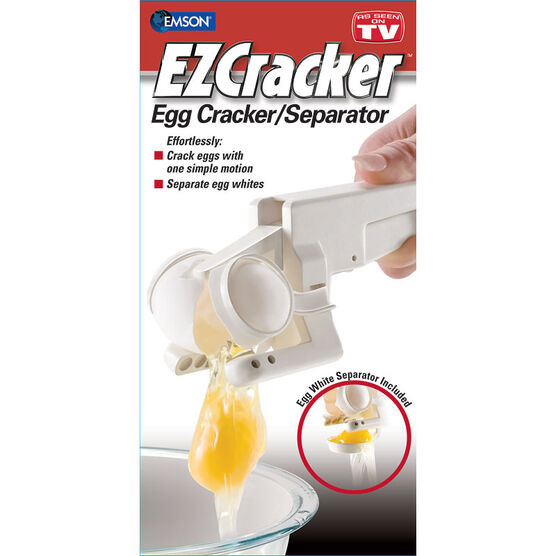 EZ Cracker With Egg Separator - 8122FE