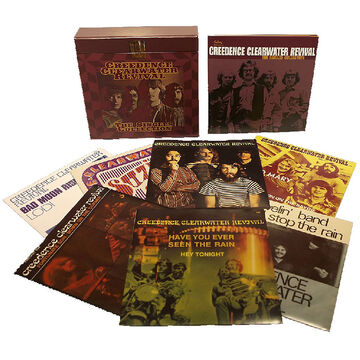 Creedence Clearwater Revival Singles Collection - Vinyl