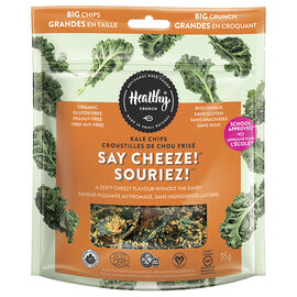 Healthy Crunch Kale Chips - Say Cheeze! - 35g