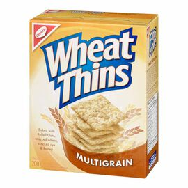Christie Wheat Thins - Multigrain - 200g