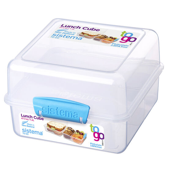 Sistema Lunch Cube To Go - Assorted - 1.4L