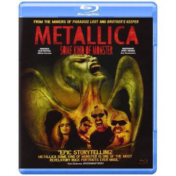 Metallica: Some Kind Of Monster - Blu-ray
