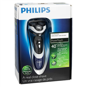 Philip's Powertouch Cordless Shaver - PT720/20