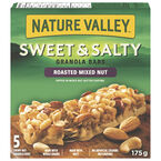 Nature Valley Sweet & Salty Chewy Nut Bars - Roasted Mixed Nut - 175g / 5 pack