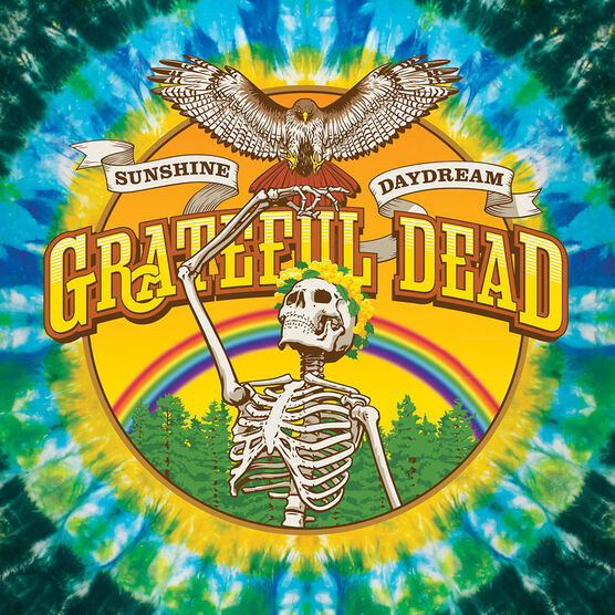 Grateful Dead - Sunshine Daydream - Live - CD/DVD