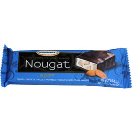 Golden Bonbon Almond Nougat - Chocolate Coated - 35g