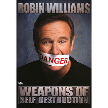 Robin Williams: Weapons of Self Destruction - DVD