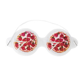 Danielle Gel Eye Mask - Pizza