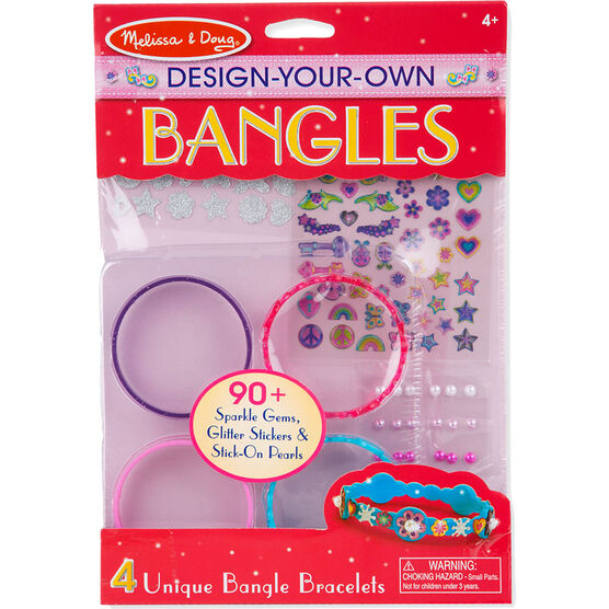 Melissa & Doug Design-Your-Own Bangles - 12209