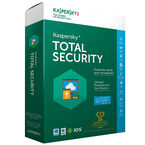 Kaspersky Total Security 2016 - 5 Devices