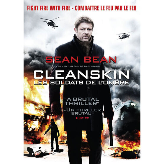 Cleanskin - Blu-ray + DVD