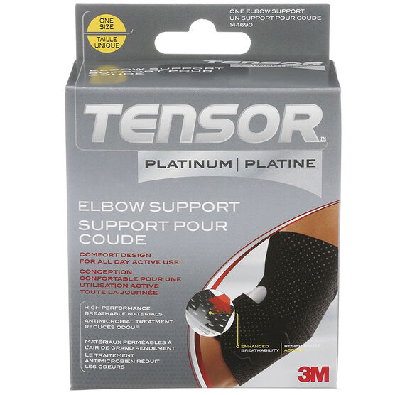 Tensor Platinum Elbow Support - One Size