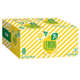 Lemon Lemon Sparkling Lemonade - Original - 8x355ml