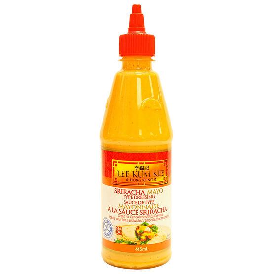 Lee Kum Kee Sriracha Mayo - 445ml