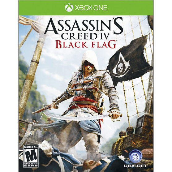 Xbox One Assassin's Creed® IV Black Flag™