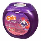 Gain Flings 3-in-1 Detergent - Moonlight Breeze - 57 pacs