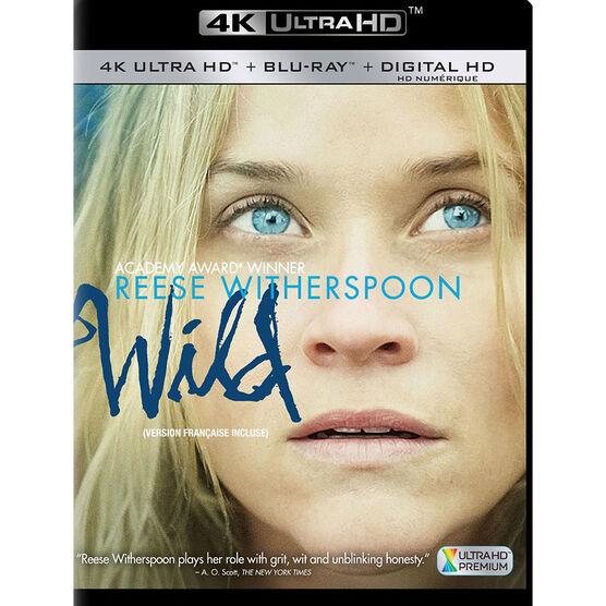 Wild - 4K UHD Blu-ray