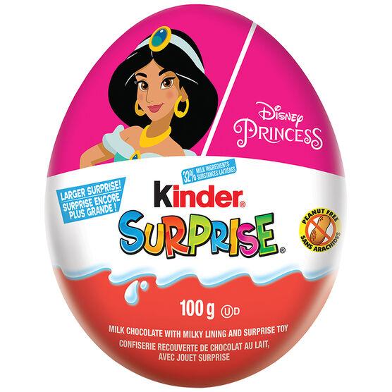 Kinder Surprise Egg - Pink - Assorted