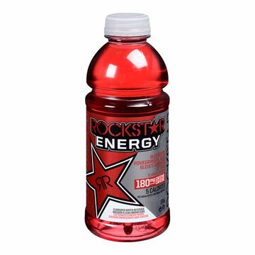 Rockstar Water - Blueberry Acai - 590ml