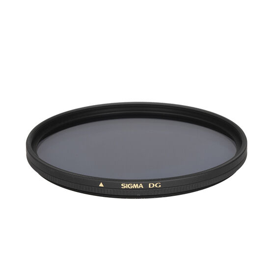 Sigma 72mm DG Circular Polarizing Filter - SDG72CP