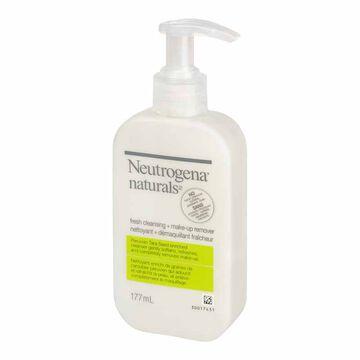 Neutrogena Naturals Fresh Cleansing Make-up Remover - 177ml