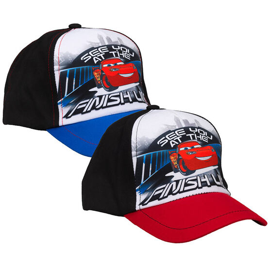 Cars Baseball Cap - Assorted - 2-3X