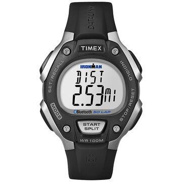Timex Ironman Move 50+ Midsize - Black/Grey - TW5K86300L3