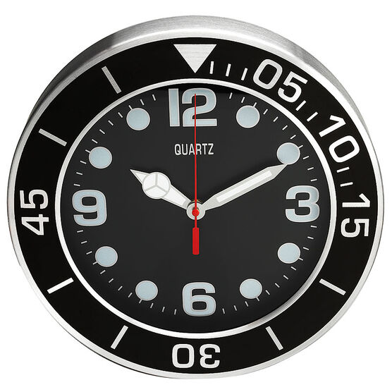 London Drugs Sports Clock - 30 x 4.2cm