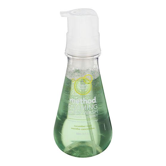 Method Foaming Body Wash - Cucumber Mint - 532ml