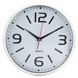 London Drugs Wall Clock - Vienna - 28.6 x 5.8cm