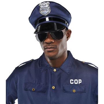 Halloween Police Hat