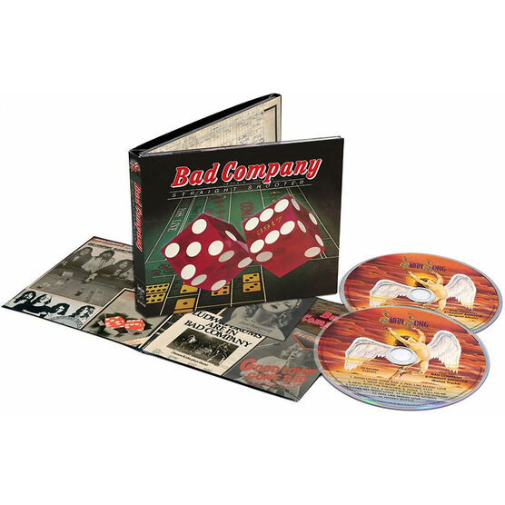 Bad Company - Straight Shooter (Remastered Deluxe Edition) - 2 CD