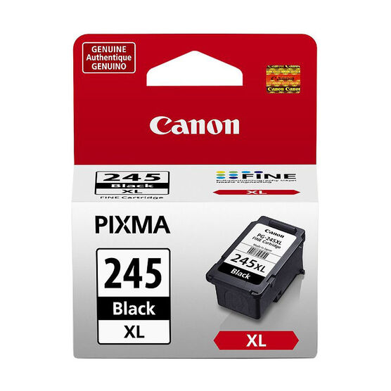 Canon PG-245XL Ink Cartridge - Black