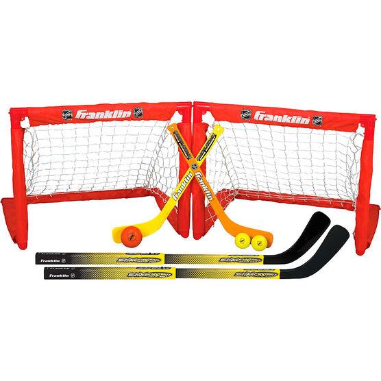 Franklin NHL Street/Mini Hockey Combo