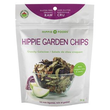Hippie Garden Chips - Crunchy Coleslaw - 56g
